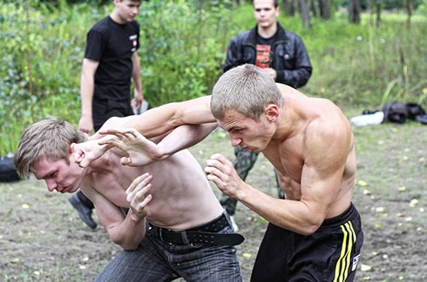 «Бойцовский клуб»