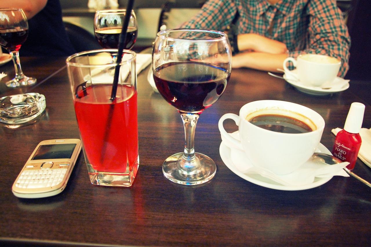 Алкоголизм в начальной стадии