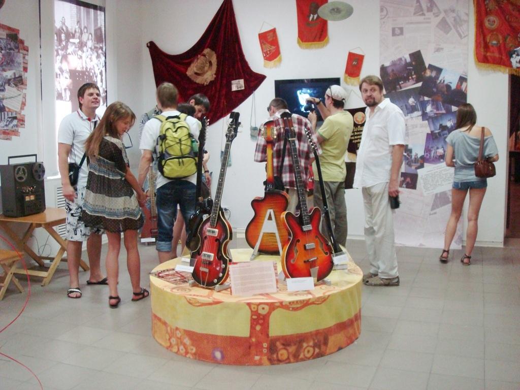 «Рок-выставка»