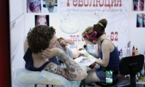 Сибирский фестиваль татуировки