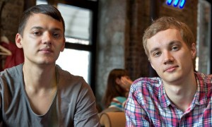 Артём Moroz и Дима Lars