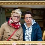 Лена (слева) приехала в ФРГ из России и работает воспитателем в детском саду. Яна – бухгалтер, эмигрировала из Украины. В Германии девушки смогли официально пожениться.