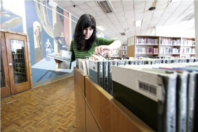 Лучшая работа в мире. Библиотекарь (2)