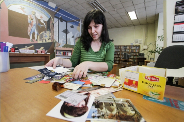 Лучшая работа в мире. Библиотекарь (4)
