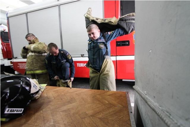 Лучшая работа в мире. Пожарный (17)