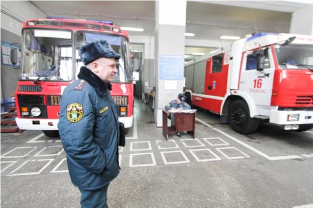 Лучшая работа в мире. Пожарный (2)