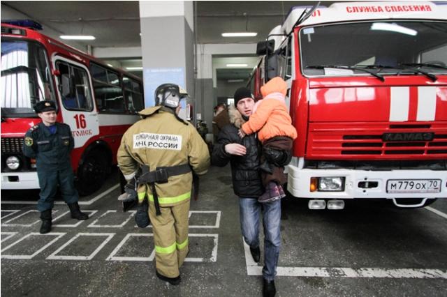 Лучшая работа в мире. Пожарный (5)