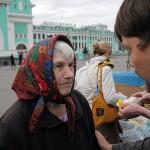 Одна из акций общественного движения «Реформация»