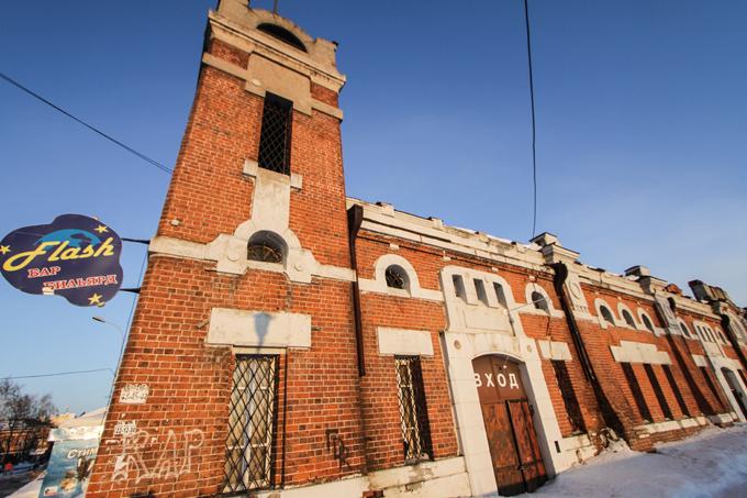 Гороховские склады