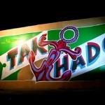 Работа спрей-арт команды «Такнадо»