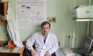 Леонид Трунов, всегда мечтавший стать хирургом, приёму амбулаторных больных предпочитает работу в стационаре.