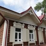 Деревянная архитектура Новосибирска