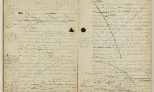 Рукопись романа