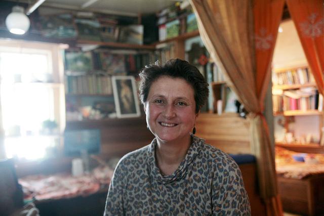 Зоолог Елена Руденко и её книжный дом