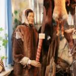 Пальма — сибирское древковое оружие. Это оружие выполняло функции одновременно копья, ножа и топора.