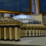 Экспозиция, посвященная Театру Оперы и Балета