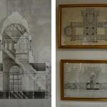 Дипломная работа 1924 года — старейшая в собрании Музея истории архитектуры Сибири им. С. Н. Баландина.
