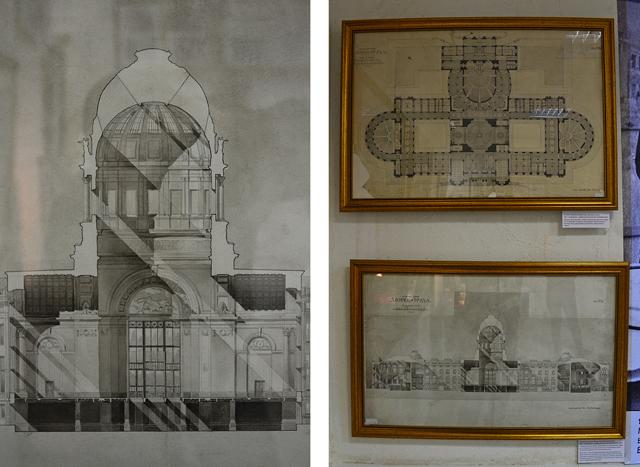 Дипломная работа 1924 года — старейшая в собрании Музея истории архитектуры Сибири им. С. Н. Баландина