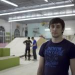 Роман Канаев из команды ESF54