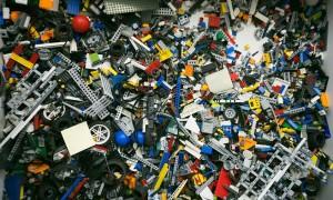 Детали робототехнических конструкторов «Лего»