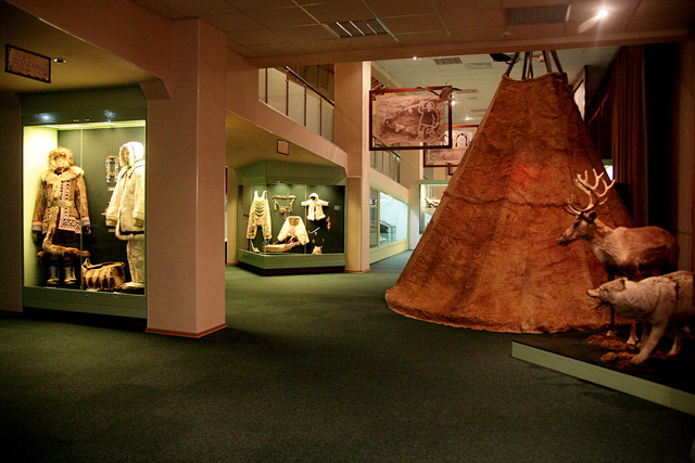 Таймырский краеведческий музей