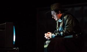 Владимир Майзингер в спектакле «Ромео и Джульетта»