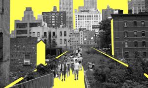 Точки контакта: общественные пространства в городе