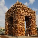 Николай Полисский, «Пермские ворота», фото: Тимофей Радя