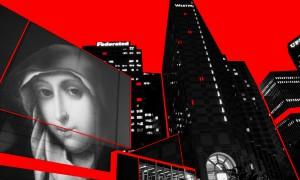 Медийный город: технологии на улицах