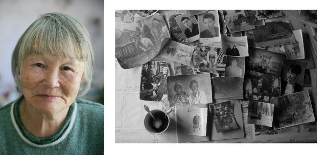 Наталья  Мехонцева и фотографии её родитилей