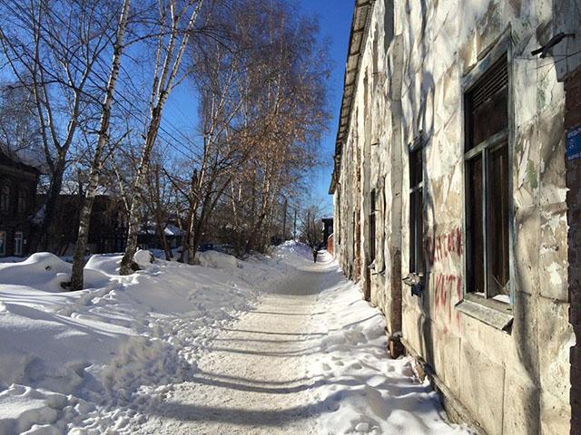 Мурунов в Томске