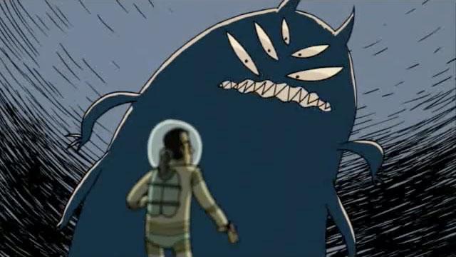 «Нечто ужасное с Альфы-9» Джейка Армстронга